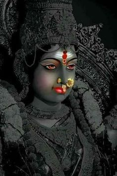 Maa Durga is arriving at our home to bless us for next Nine day of Nauratri, we Hartley invite you and your family to our home for Durga Maa blessings. Shiva Hindu, Shiva Shakti, Durga Puja, Hindu Deities, Kali Shiva, Maa Durga Photo, Maa Durga Image, Lord Murugan Wallpapers, Shiva Lord Wallpapers