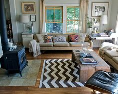 Cozy Michigan farmhouse - Rebekah Zaveloff