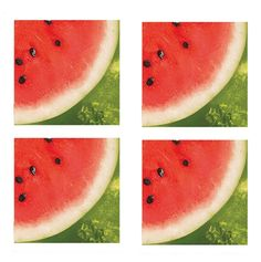 72 Watermelon Beverage Napkins, Great For Picnics or Birthday Parties | eBay