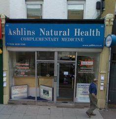 Ashlins Natural Health, Hoe Street