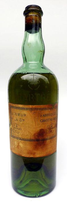Chartreuse Verte Voiron 1941-1951 Finest&Rarest