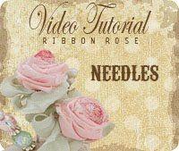 Ribbon Rose Needles