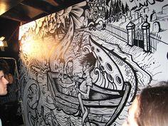 Graffiti Porto: Março 2010