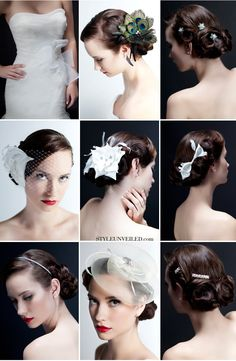 I would love to have a '40s inspired wedding