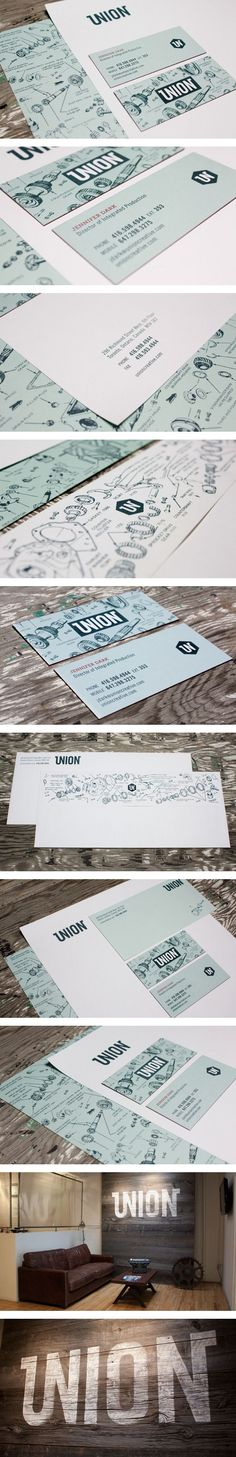 Union by Catherine McLeod | design is love | Pinterest