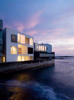 Nowhere but Sajima Apartments, Yokosuka, Japan by Yasutaka Yoshimura Architects