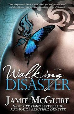 Reading and Writing Urban Fantasy and Paranormal Romance: ARC Review: Walking Disaster by Jamie McGuire