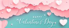 Valentine Banner, Happy Valentines Day Card, Valentine Theme, Valentines Day Background, Valentines Day Party, San Valentin Vector, Valentines Illustration, Love Balloon, Quotes