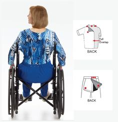 Ashley's Adaptive Apparel | Adaptive Clothing & Footwear located in Winnipeg MB. Regular & Open Back Clothing for Women and Men. Over 2000sq ft of shopping space that is wheelchair accessible.