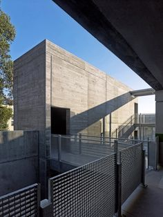 Parking Maternity Hospital and the Oncologic Center of Galicia by Díaz & Díaz Arquitectos + Rafael Ángel Otero Mosquera & Luis Vidal + Architects | A Coruña, Spain.