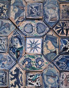 Tile vintage mozaic