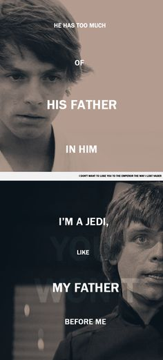 Luke Skywalker: You've failed, Your Highness. #starwars