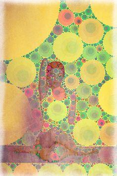 Yoga art 16 - John Dalton