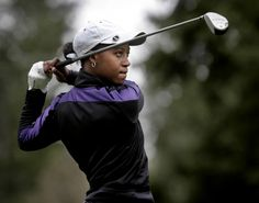 "<P>Bethel senior Sadena Parks won her second Class 4A girls golf state championship on Wednesday.</P> <P>The University of Washington-bound golfer trailed Kentwood's Rui Li heading into the final round at Sudden Valley Golf Club in Bellingham. Parks made up three strokes on the front nine and trailed Li by one on No. 17. Parks birdied the hole and Li double-bogeyed, giving Parks a lead she would hold on to.</P> <P>""She hit some shots down the stretch that were incredible,"" Bethel golf coach…"