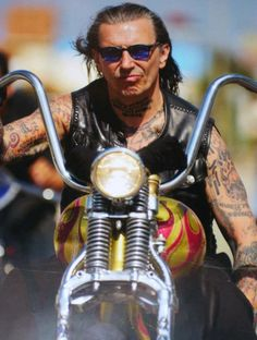 When I hear thunder, I think of Indian Larry.