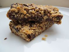 Homemade Granola Bars | goop.com