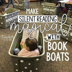 Who else needs book boats in their classroom? Check them out in action in EDUCATİON, Who else needs book boats in their classroom? Check them out in action in classroom. Kindergarten Classroom Setup, Kindergarten Lessons, Classroom Reading Nook, Future Classroom, Classroom Libraries, Book Boat, Yoga Training, Classroom Management, Teaching Kids