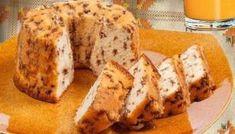 Bolo de Café com Chocolate | Saúde Vida Total Bolos Low Carb, Café Chocolate, Bagel, Banana Bread, French Toast, Breakfast, Desserts, Food, Homemade Cake Recipes