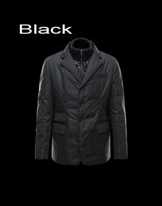 Moncler Argentre Men Detachable Inner Gilet Down Jacket 2014 Outlet Sale