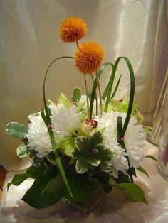 A flower arrangement called Prologue