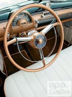 steering wheel design