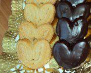 Recetas de palmeritas de chocolate   Qué Recetas