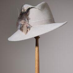 c19b21b797f Louise Green hat – Louise Green Millinery Green Hats