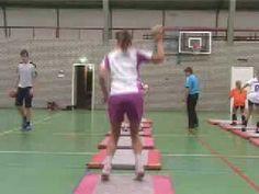 Handbal Talenten Centrum Noord-Holland - YouTube