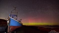 Sail away to the land of the aurora borealis, Inishowen, Donegal.