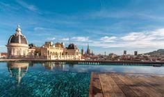 Ohla Hotel, Barcelona, Spain