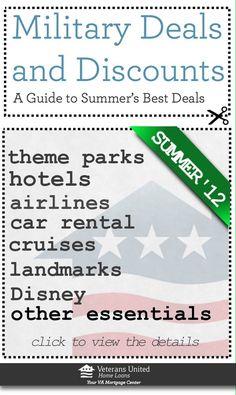 27 Military Travel Info Discounts Ideas Travel Info Military Military Discounts