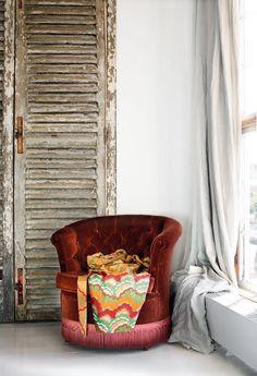 chair & door