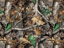 Mossy Oak Camo Edible Image 1/4 Cake Topper Icing Sheets Great for Strips Sugar