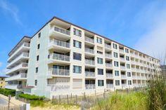 Ocean City 2 br Ocean View Vacation Rental Condo: Diamond Beach 403