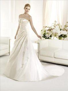 ♥ NEUES Pronovias Orla Gr. 48 ♥  Ansehen: https://www.brautboerse.de/brautkleid-verkaufen/neues-pronovias-orla-gr-48/   #Brautkleider #Hochzeit #Wedding