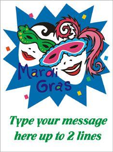 Mardi Gras!!!