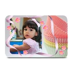 cupcake cups plate mat by Ivelyn - Plate Mat Insert your own photos