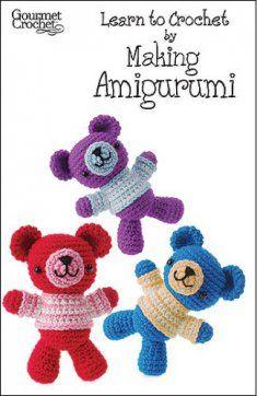Learn to Crochet by Making Amigurumi Pattern