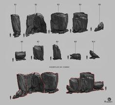 Boulders by Martin Deschambault