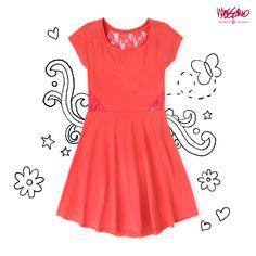 ¡Renueva tu #look! Elige vestidos en colores alegres para vivir con estilo la nueva temporada.