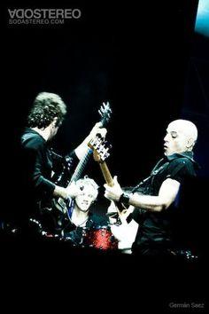 Soda Stereo - Concierto Final de la gira Me Verás Volver - diciembre 2007 - Bs As - Argentina