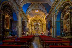 La Capilla de Cantuña, Convento de San Francisco - Quito