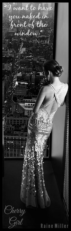 Window fantasies...Cherry Girl by Raine Miller