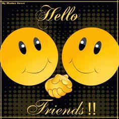 Hello Friends !!