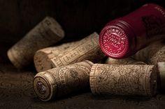 Wine Corks Still Life Iv Photograph  - Wine Corks Still Life Iv Fine Art Print, by Tom Mc Nemar