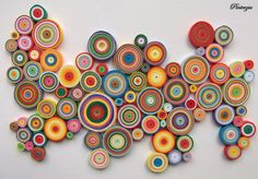 Quilling fantasy by pinterzsu