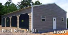 I Will price match any deal. Metal Buildings For Sale, Horse Stalls, Outdoor Decor, Home Decor, Decoration Home, Room Decor, Home Interior Design, Home Decoration, Stables