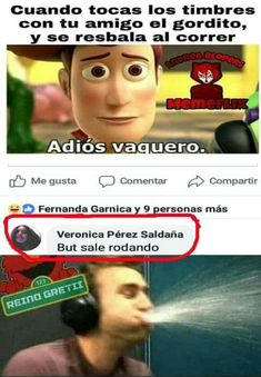 No pos Dinosau-. Momoz :V Vamoh a reilno un rato # Humor # amreading # books # wattpad Funny Spanish Memes, Spanish Humor, Anime Couples Drawings, Pinterest Memes, Clean Memes, Dark Memes, Funny Video Memes, New Memes, Cartoon Styles