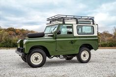 1963 Land Rover Santana Series - St. Charles MO Maintenance of old vehicles: the material for new cogs/casters/gears/pads could be cast polyamide which I (Cast polyamide) can produce
