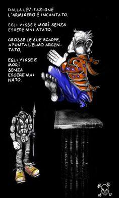 L'armigero by nFalPaz.deviantart.com on @deviantART